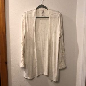 American Rag light sweater with bell sleeves
